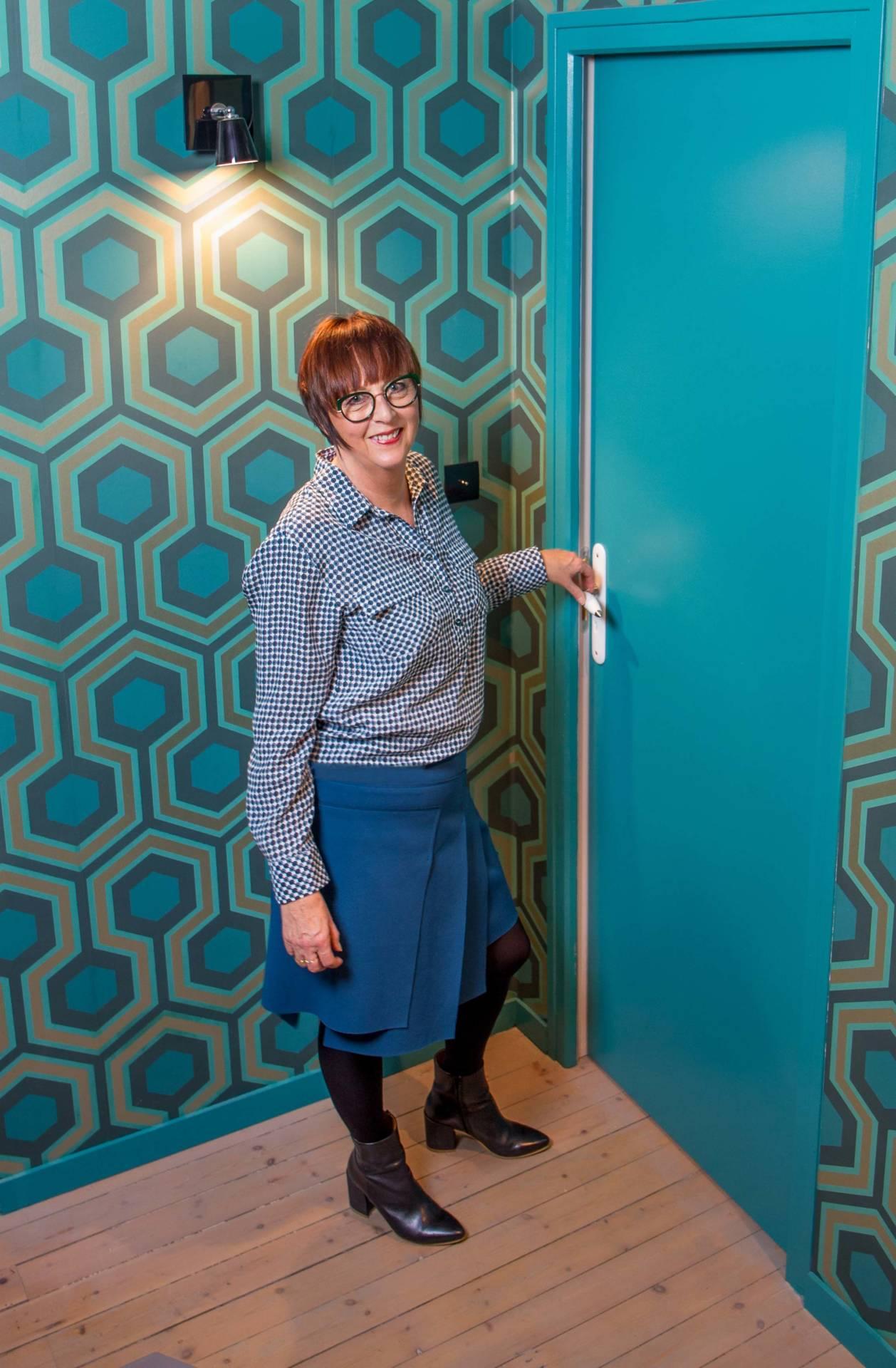 Brigitte Ferré-Bigot, Décoratrice d'intérieur UFDI, à Lorient,en Bretagne