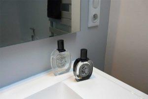 rénovation salle de bains à Lorient by Agence BFB, avant-projet, modélisation 3D