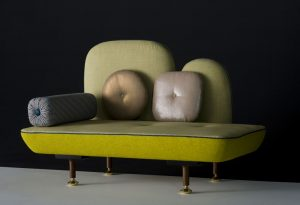 Source @Madeindesign.com Canapé Moroso