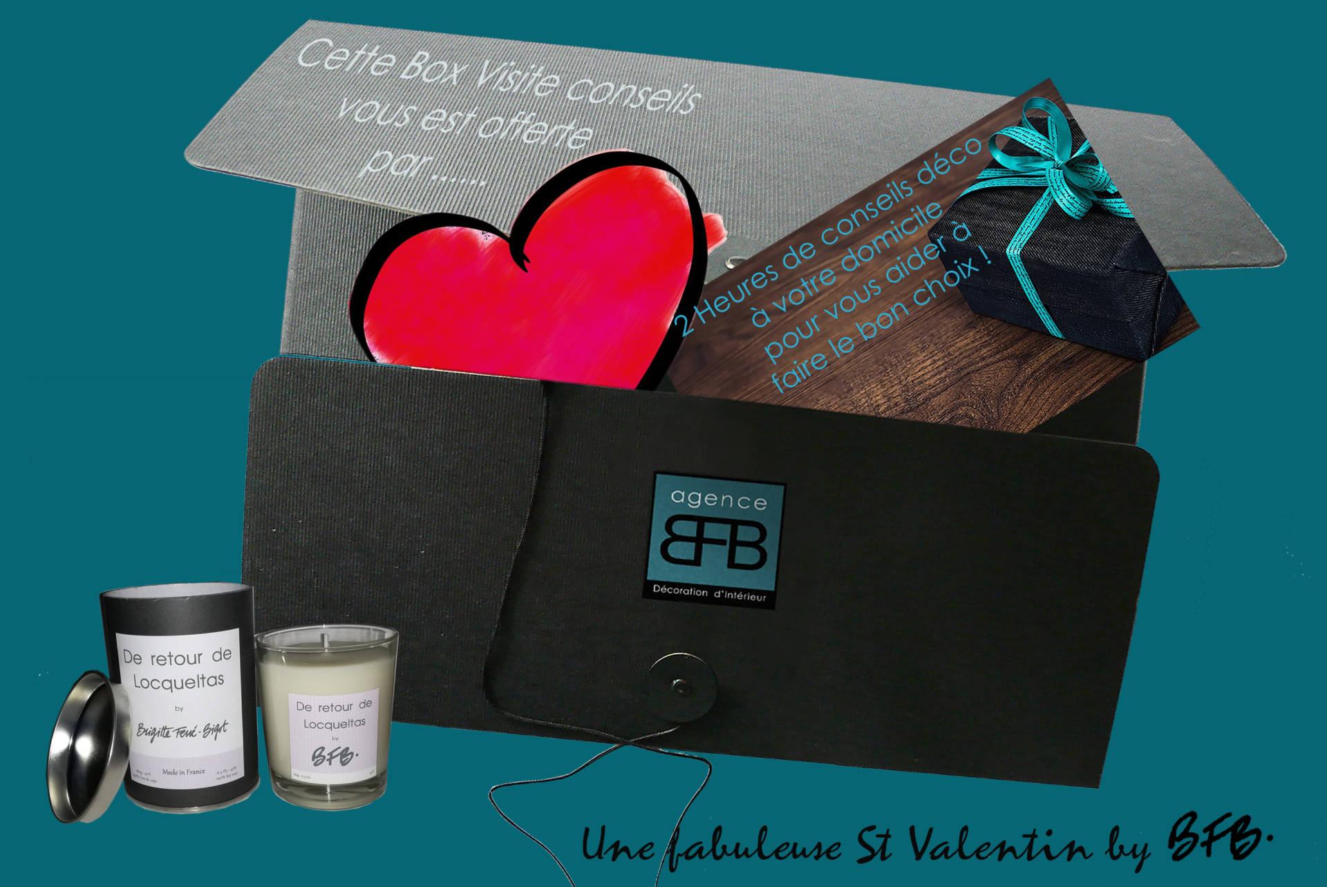 St Valentin - box KDO