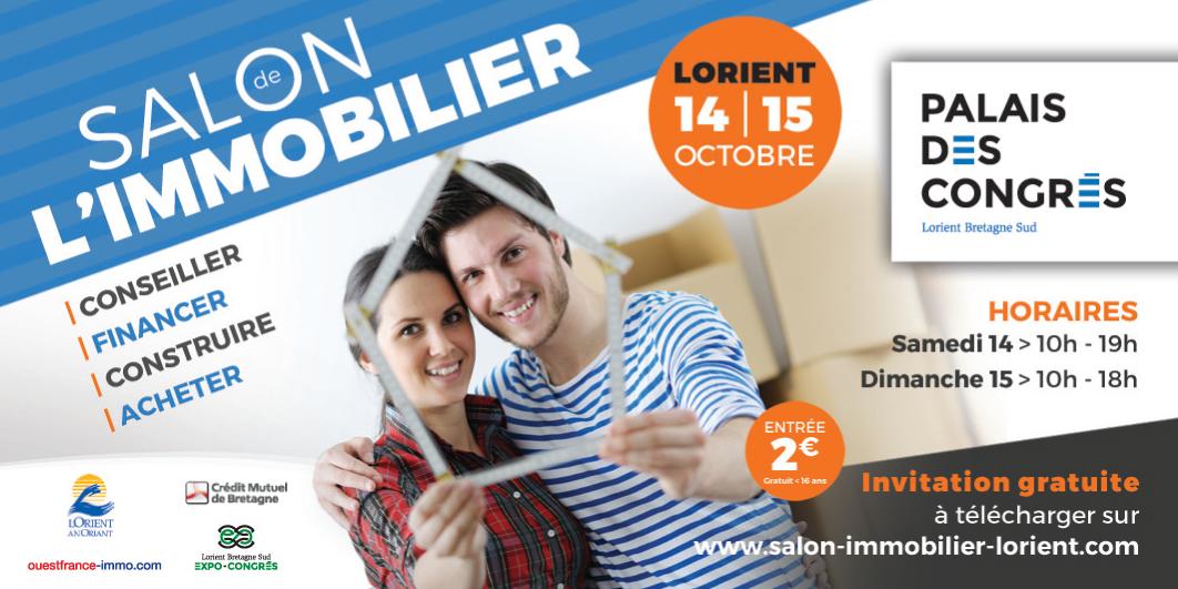 Salon de l'Immobilier à Lorient & Agence BFB