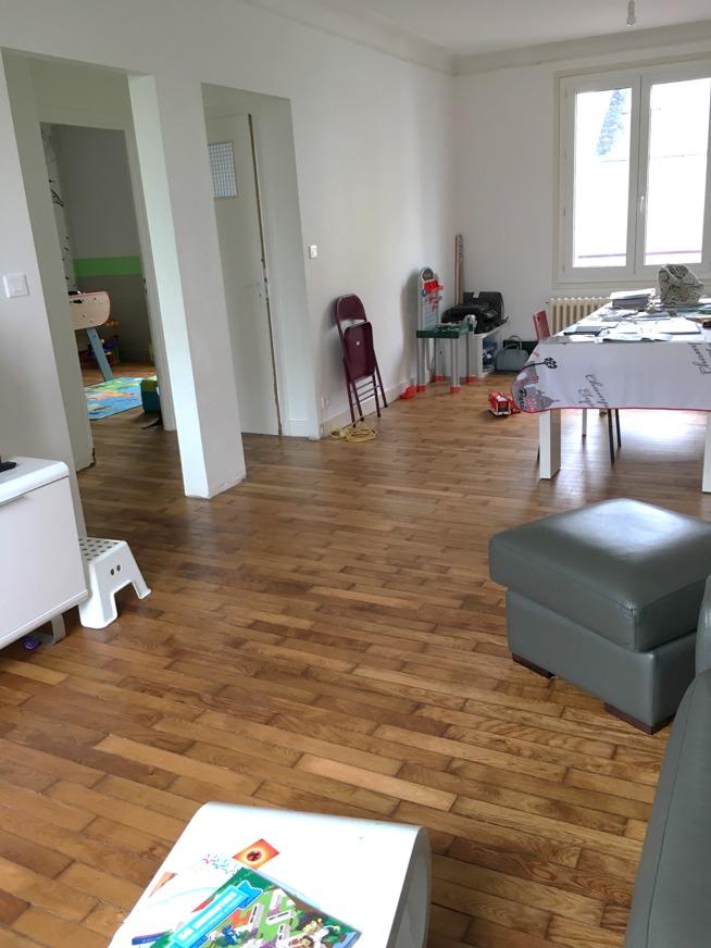 Création ambiance, rénovation, extension, maison à Brest, by Agence BFB Morbihan & Ile de Ré, avant la rénovation par l'agence, coin repas