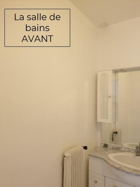 Rénovation appartement Ploemeur by Agence BFB Lorient et Ile de Ré, la salle de bains