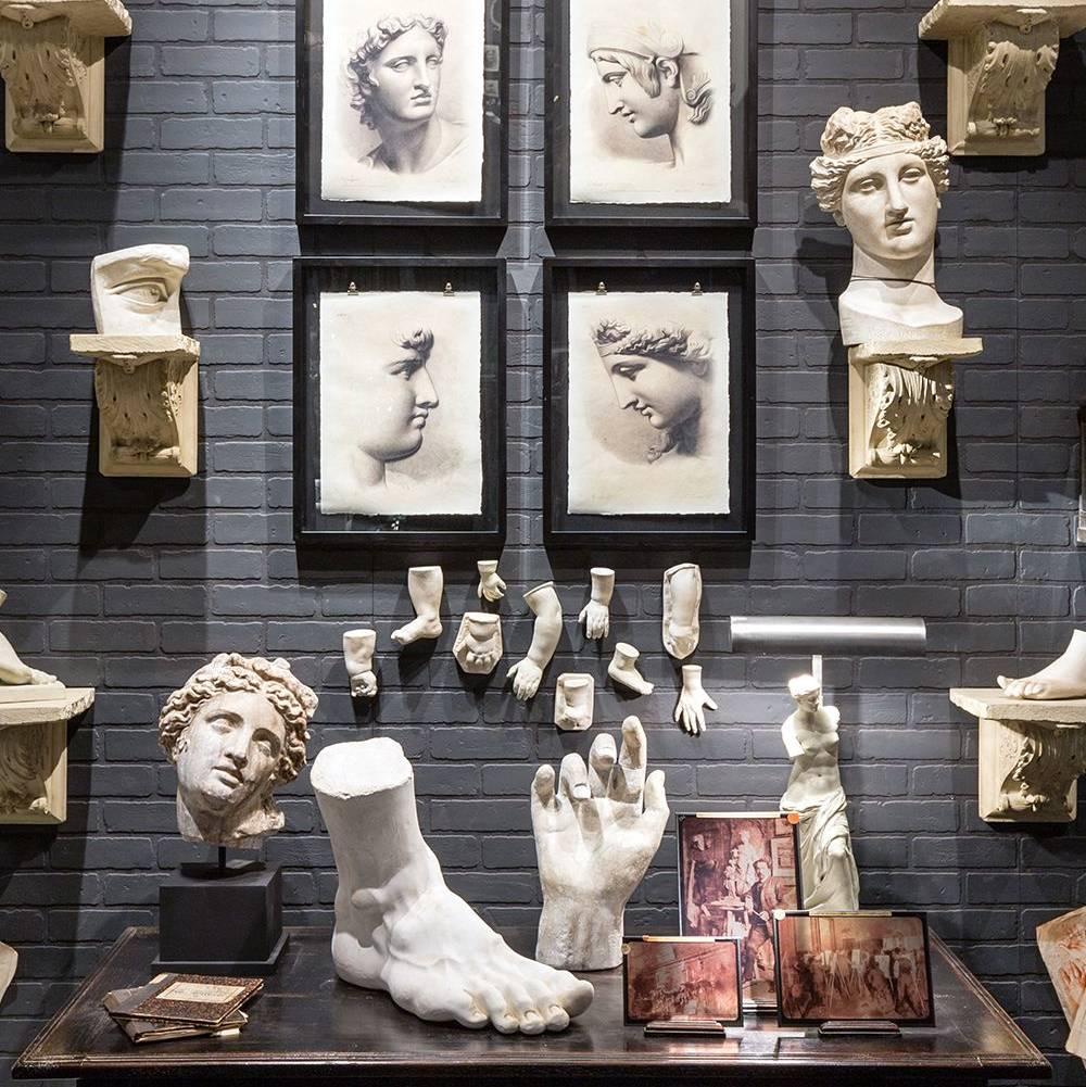 Sculptures et objets de curiosités Ateliers C&S Davoy, Showroom BFB Lorient